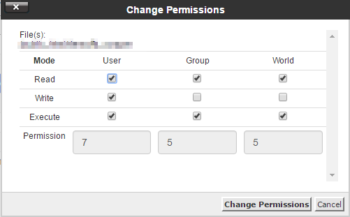 7.5.5 permission should be modified